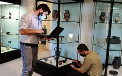 Conclusa la fase di installazione e test dei sensori IoT al Museo Civico di Tolfa