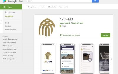 ARCHEM su Store Google